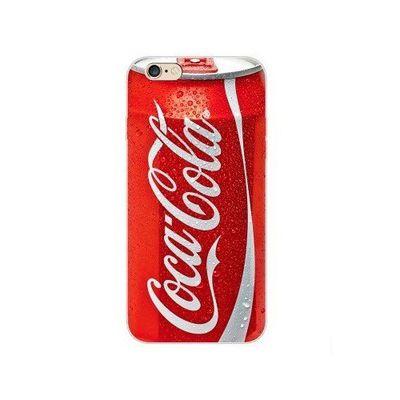 Coque pour téléphones portables - iPhone 6/6S - Coca cola rouge