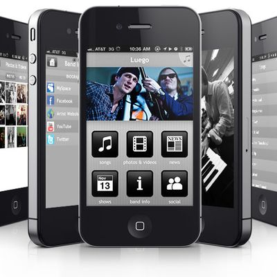 In a band? Get a free mobile app today. -...