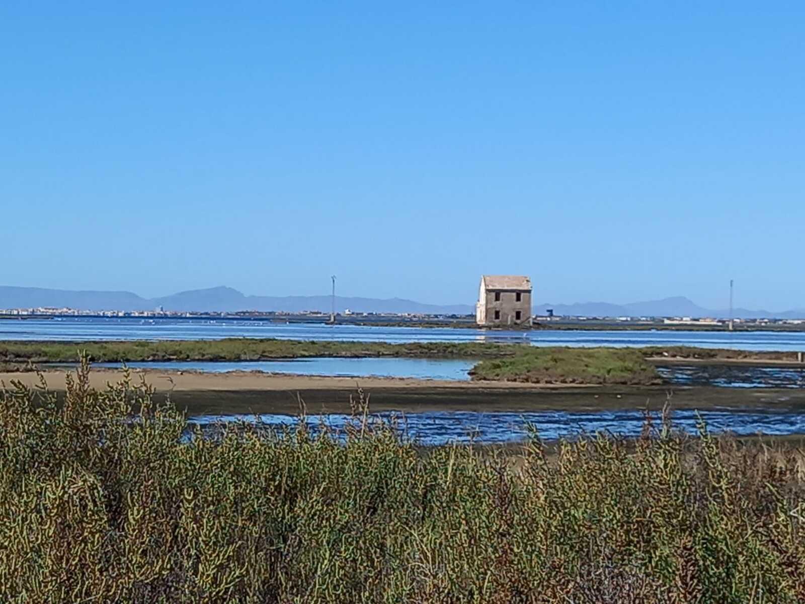 Entre Salines, Mar Menor et Méditerranée