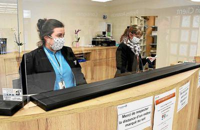 actualités Protection plastiques commerces/Coronavirus