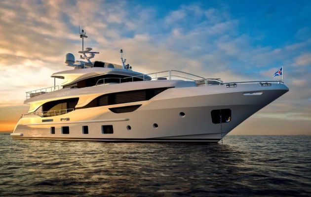 Yachting Festival - Sale of the third Benetti Delfino 95'