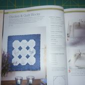 CHICKEN & QUILT BLOCKS - LE BLOG DE PATRIMUCHE