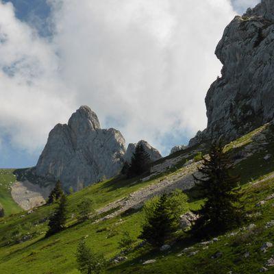 Col vert-Cornafion-Col de l'arc