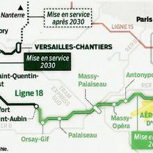 Grand Paris Express: ligne 18