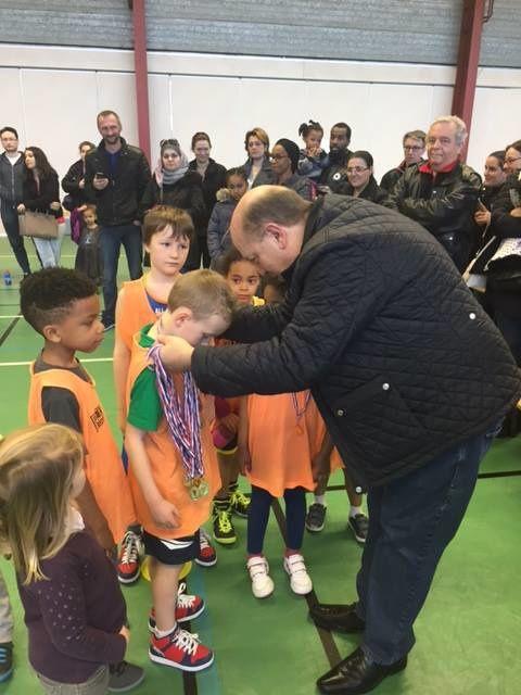 2ème édition du tournoi Interclubs Baby u9 du samedi 25 mars 2017