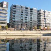COP21 : Dans le quartier Confluence de Lyon, économie d'énergie ne rime pas avec économie d'argent