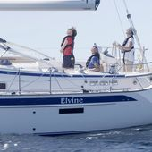 Åse and Robert's Boating Dream: sailing that brings the family together - Yachting Art Magazine