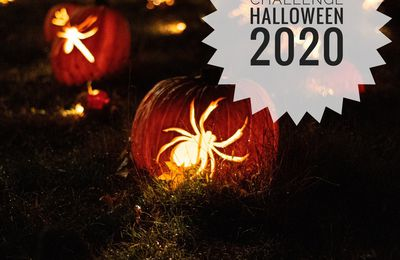 Challenge Halloween 2020: 11e édition!!!