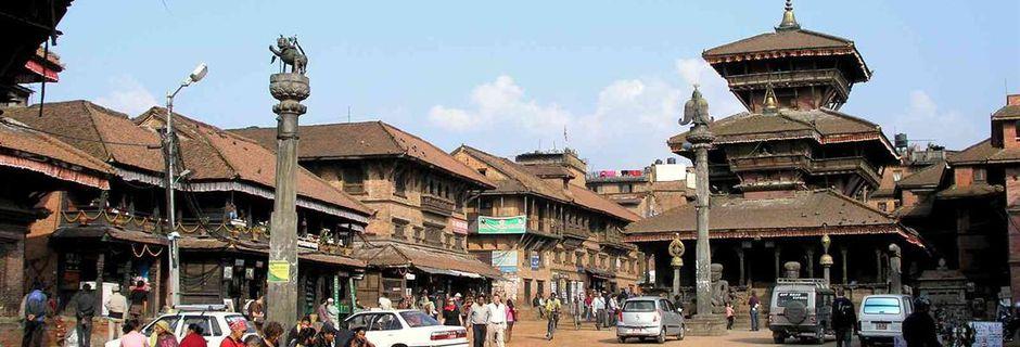 BHAKTAPUR (Vallée de Kathmandou - Népal)