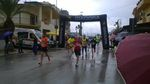 StraBalestrate 2015 (35^ ed.). Running in the rain. Tanta pioggia, ma anche grinta e divertimento