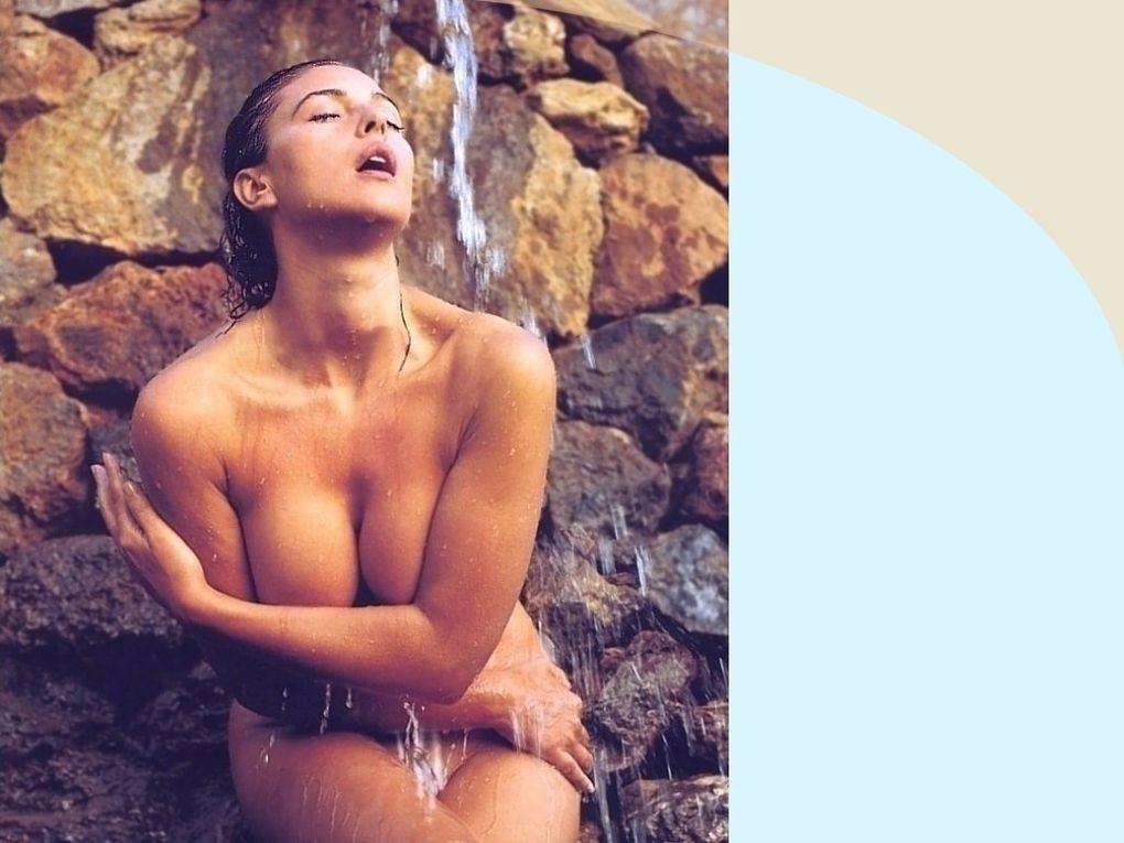Monica-Bellucci la sublime actrice italienne