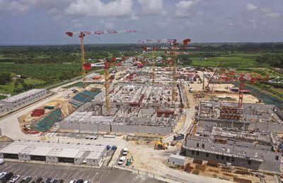 Où en est la construction du nouveau CHU de la Guadeloupe?