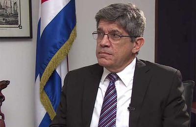 «Il n'y a toujours pas de contacts de haut niveau entre Cuba et les États-Unis»: Carlos Fernández de Cossío