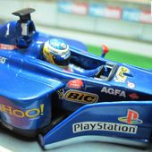 FORMULE 1 PROST PEUGEOT AP03 2000 NICK HEIDFELD - MINICHAMPS 1/43 - car-collector.net