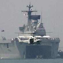 Corea del Sur realiza nuevas maniobras militares junto a EEUU