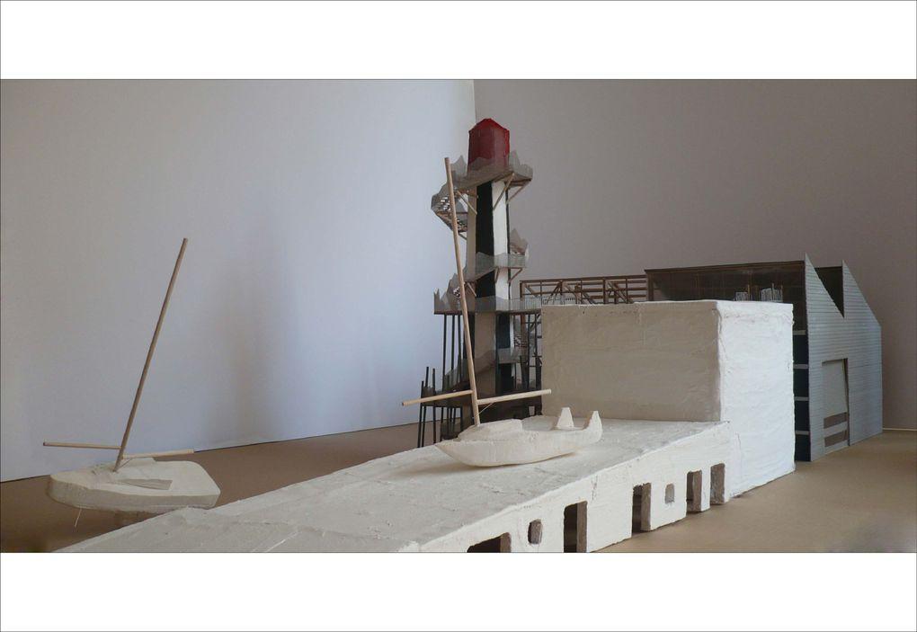 Projet: plans et maquettes