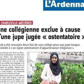 Najat Vallaud-Belkacem: Mettez un terme aux dérives de la laïcité à l'école ! #JePorteMaJupeCommeJeVeux