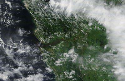 La plus longue avalanche sous-marine connue a parcouru plus de 1.000 km à l'embouchure du fleuve Congo