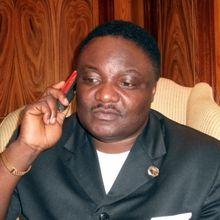 """RDC: Joseph Olenga Nkoy: """"ce n'est pas le moment de faire parler les sondages"""""""