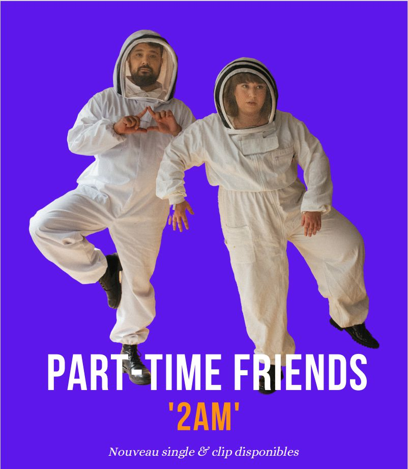 Part-Time Friends, No Buzz Today