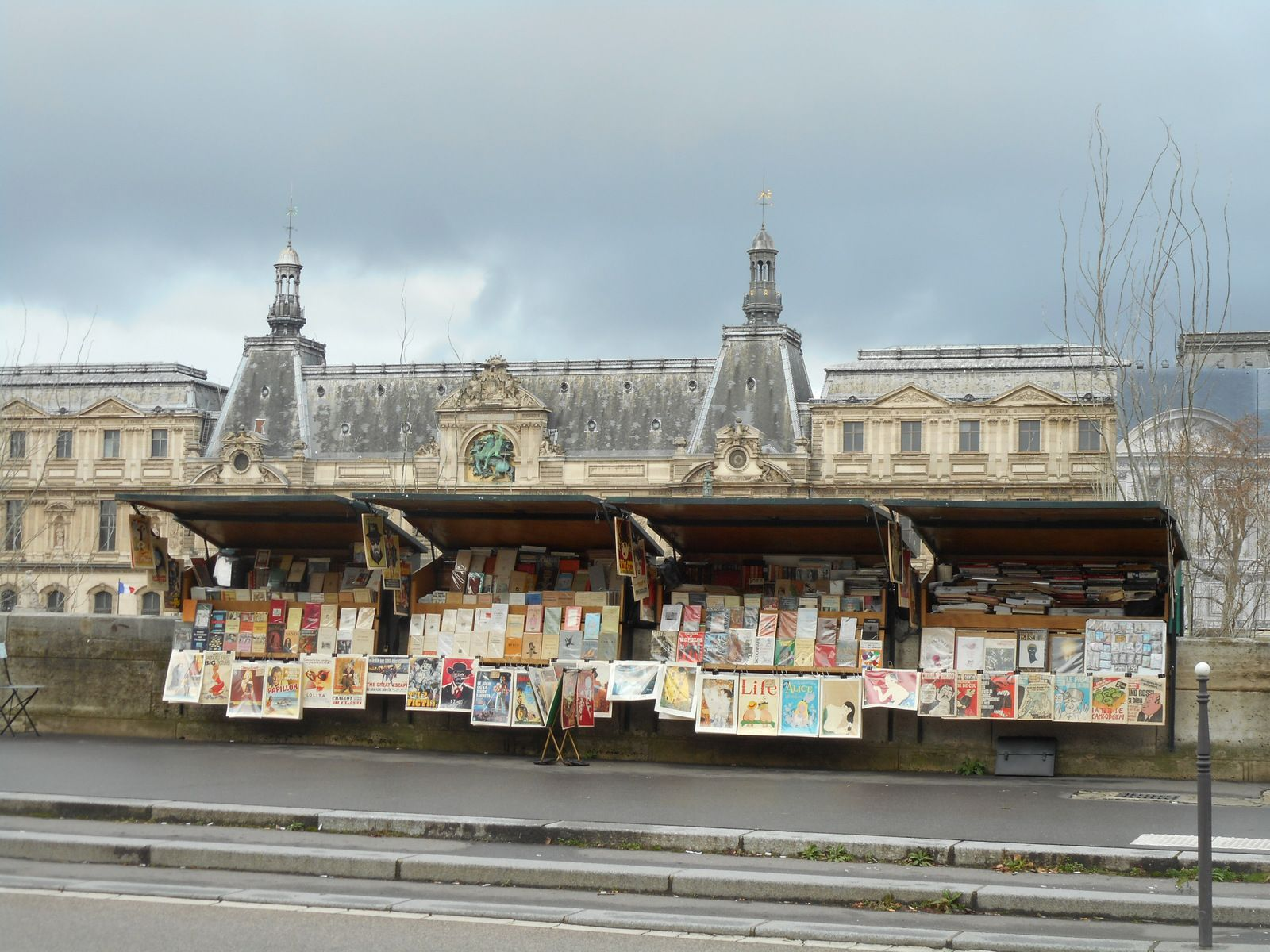 Les Bouquinistes de Paris