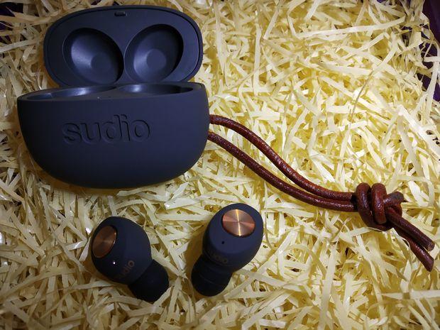 test et avis sur les écouteurs True Wireless - Sudio TOLV @ Tests et Bons Plans