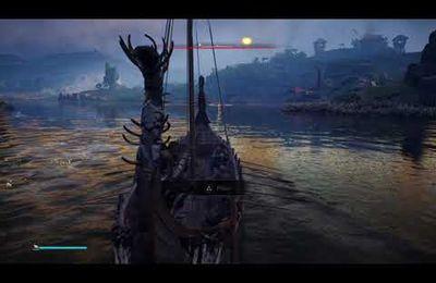 Assassin's Creed® Valhalla - Casque de Lugh - Trésors de Brebha - Attaque fluviale