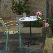 Tutoriel : comment rénover une chaise de jardin ?