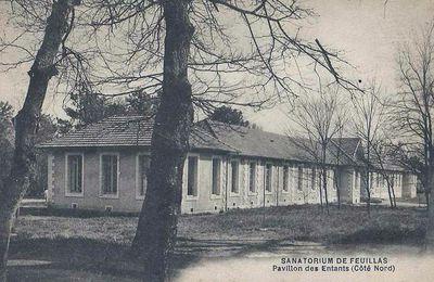 Pessac - Du sanatorium de Feuillas (1902) à l'hôpital Xavier Arnozan