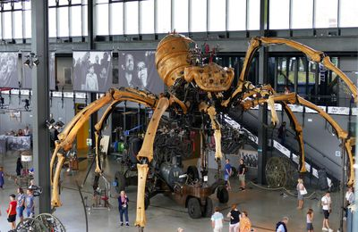 La Halle de la Machine à Toulouse, le lieu de tous les possibles