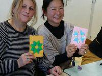 Atelier Origami de Mardi  19 Novembre 2019