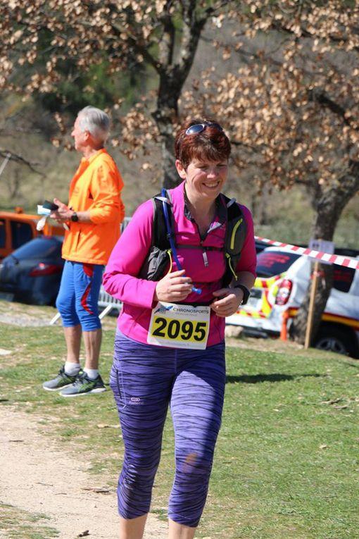 Mon premier vrai trail : la Foulée Flayoscaise : 21 km et 700m de D+ le 8 mars 2020 (83)