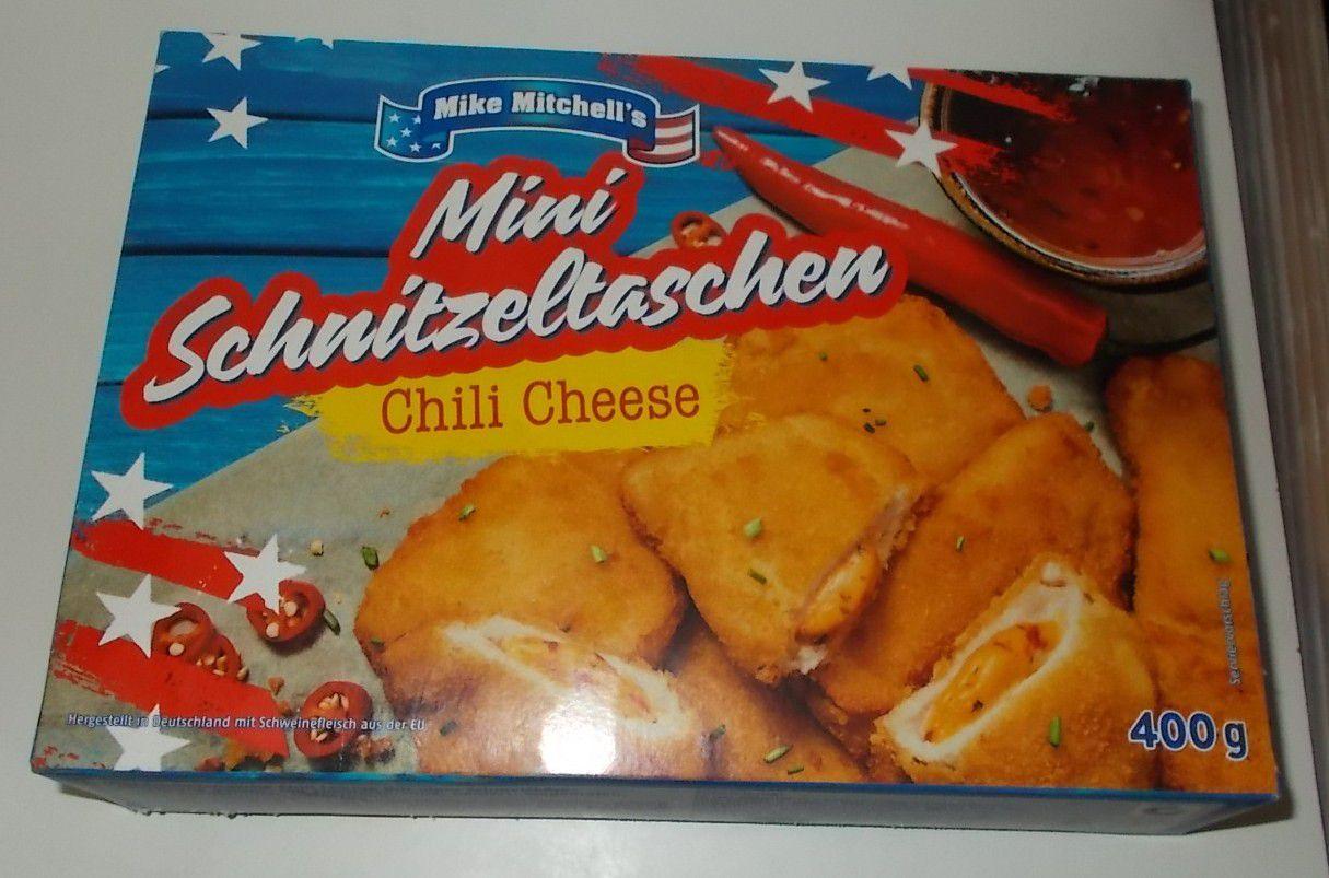 Penny Mike Mitchell's Mini Schnitzeltaschen Chili Cheese