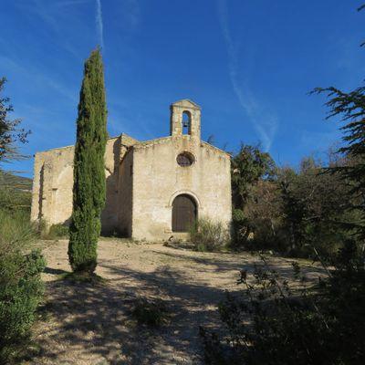 La Chapelle de l'ermitage / Balade dans le Vaucluse