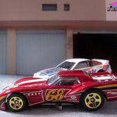 76 GREENWOOD CORVETTE HOT WHEELS 1/64. - car-collector.net: collection voitures miniatures