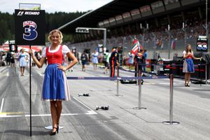 Adieu les grid girls en F1