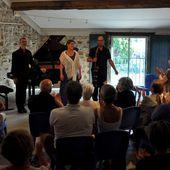 """une voix enchanteresse pour le 3ème concert """"d'Arpèges en Fenouillèdes"""" - Autour de"""