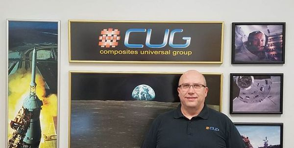 Steve Ruege, CEO of Composites Universal Group
