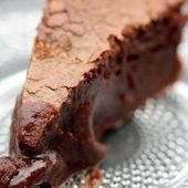 Fondant/coulant chocolat marron, déjà vu certes, mais tellement booooooooooooon