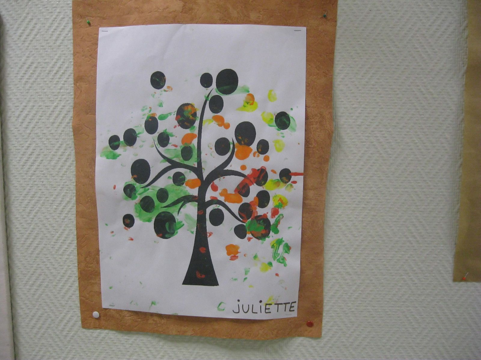 Semaine 10 : 5 pommes