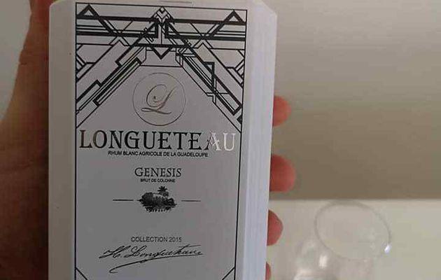 Genesis de Longueteau - millésime 2015