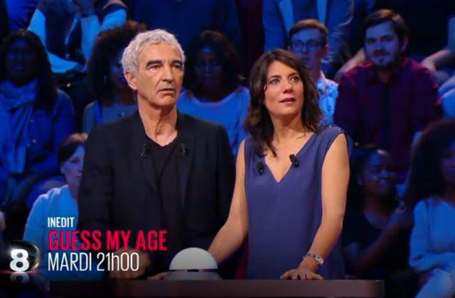 """Audience du premier Prime de la création française """"Guess My Age""""."""