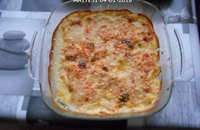 Gratin de Patates Douces !