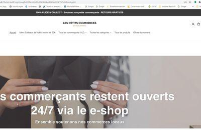 """Soutenons nos commerçants à Colombes : """"click and collecte"""" en ligne 24/7"""