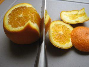 jus de fruits du matin