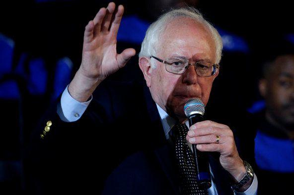 Sanders Bernie