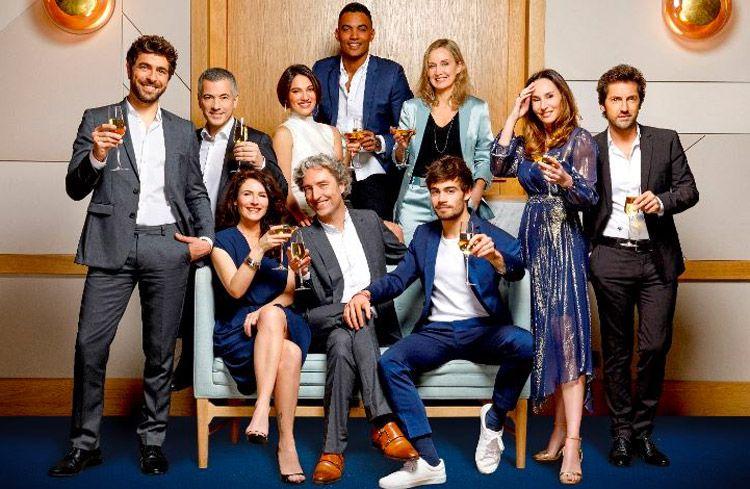"""Le 100ème épisode de la série """"Ici tout commence"""" diffusé ce lundi sur TF1"""
