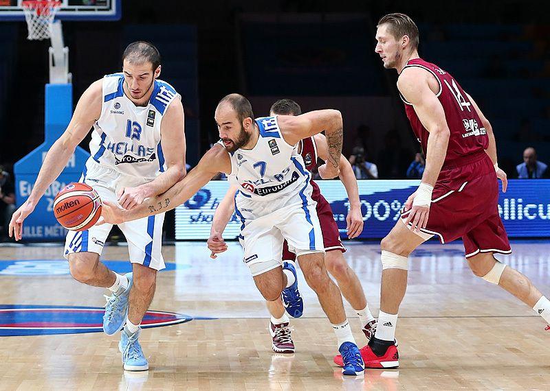 Vassilis Spanoulis et la Grèce disputeront le Tournoi de Qualification Olympique (TQO)