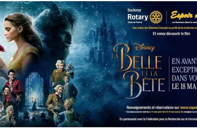 """[Solidarité] """"Espoir en tête"""" : Rotary s'associe à Disney au profit de la recherche sur le cerveau"""
