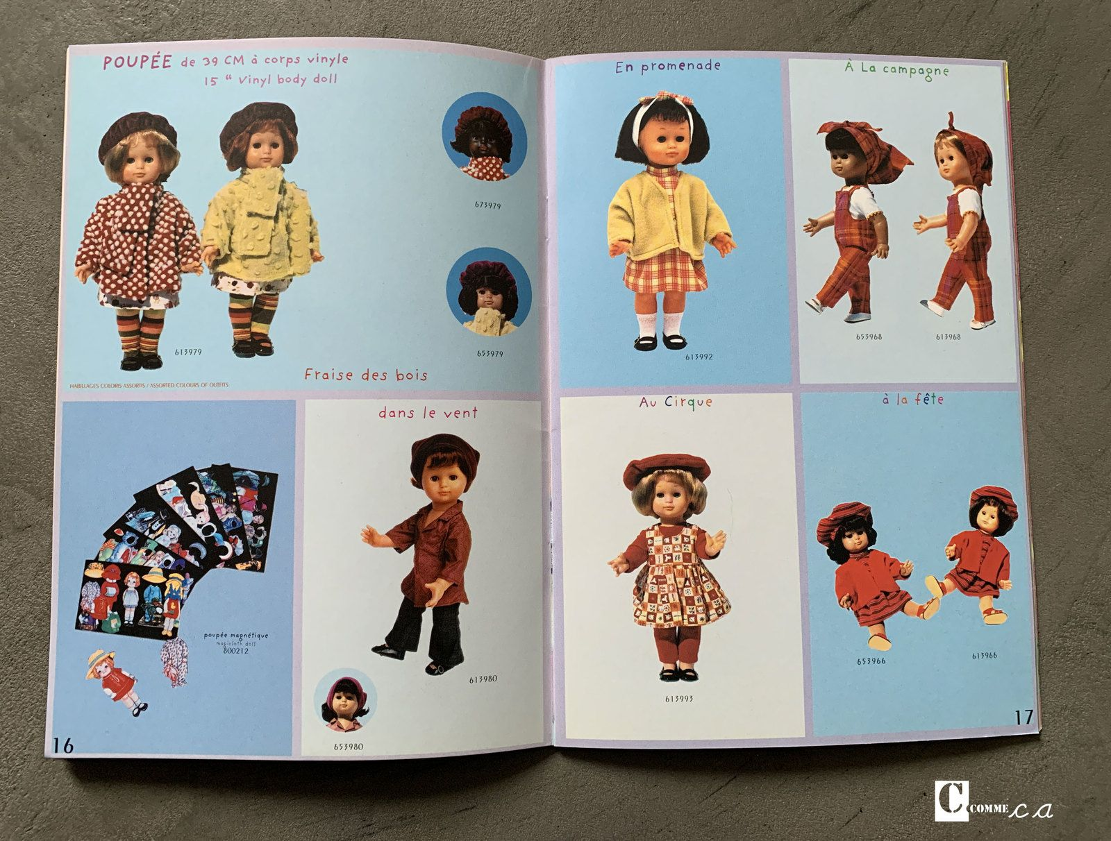 Catalogue Petitcollin 2003-2004